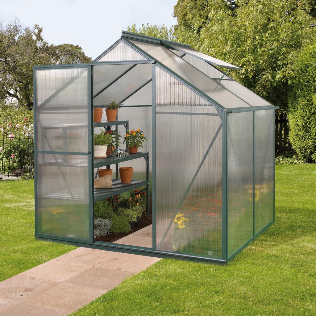 vitavia gew chshaus triton 2500 smaragd mit 4 mm hkp. Black Bedroom Furniture Sets. Home Design Ideas