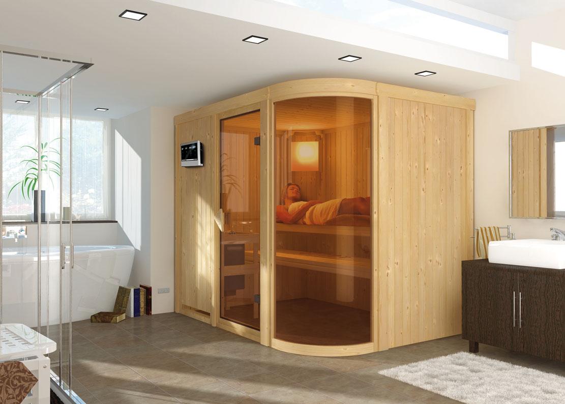 ich liebe meinen garten karibu 68 mm system sauna parima 4. Black Bedroom Furniture Sets. Home Design Ideas
